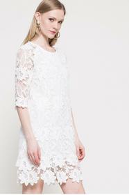 Desigual Sukienka 74V2WK6 biały