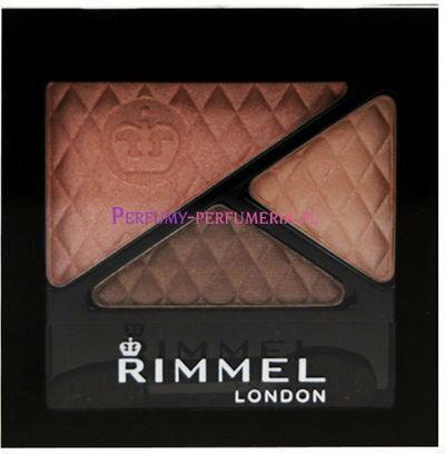 Rimmel London Glam Eyes Trio Eye Shadow 4, W do powiek odcień 621 Orion