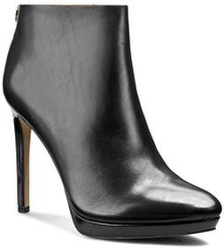 Calvin Klein Botki BLACK LABEL - Sandria E2237 Black skóra naturalna/licowa