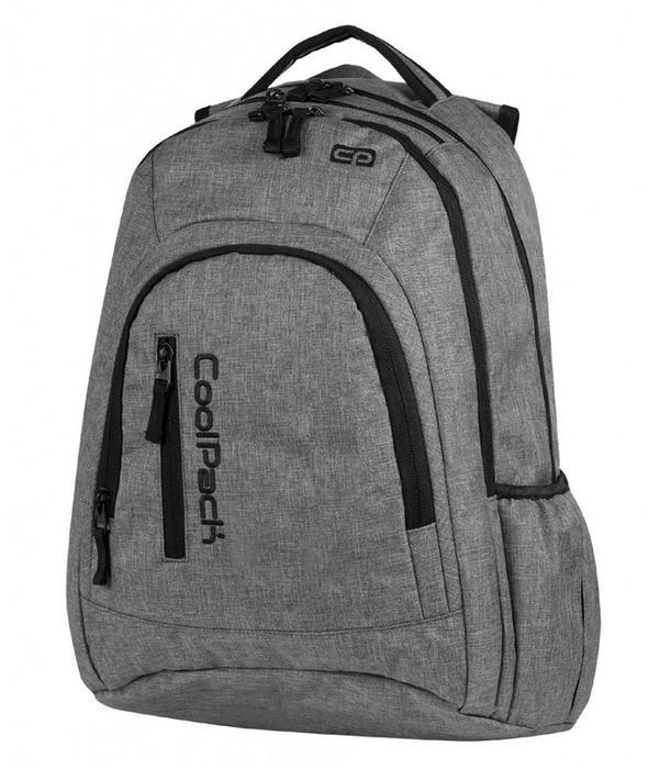 81f0fea00828d Patio Plecak Coolpack Mercator Snow Grey 594