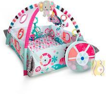 Bright Starts Plac zabaw Słonik pink z piłeczkami BS 10786