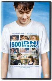500 dni mi?o?ci Marc Webb DVD