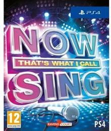 Now Sing 2017 +  2 mikrofony PS4