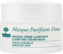 Nuxe Cleansers and Make-up Removers Clarifying Cream-Mask 50ml