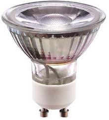 Lumenmax Żarówka LED GU10 COB7 Biała zimna
