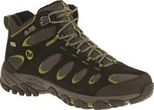 Merrell Buty trekkingowe dla mężczyzn, kolor: czarny, rozmiar: 41.5 B01HFBXCZG