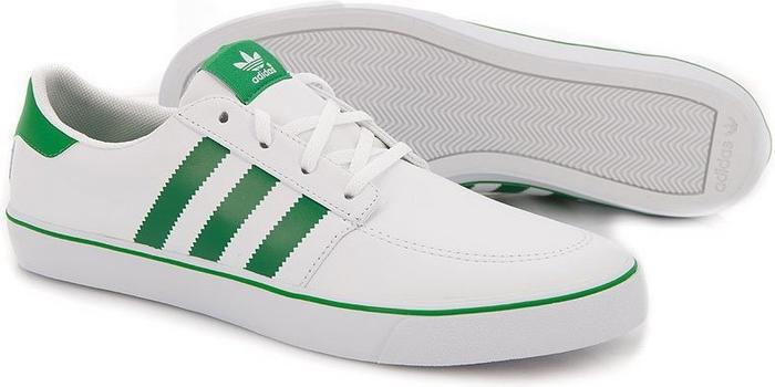 huge discount 02c2e 95e34 Adidas Court Deck Vulc Lo biało-zielony