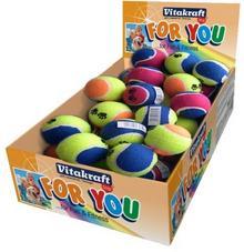 Vitakraft For You zabawka dla psa piłka tenisowa 1szt