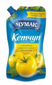 Keczup z Żółtych Pomidorów, Czumak 280 g
