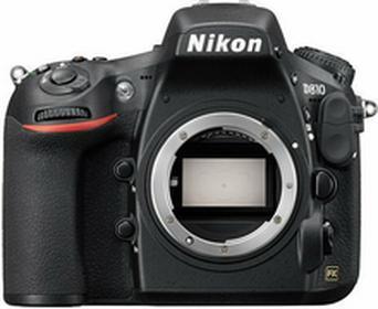 NikonD810 body