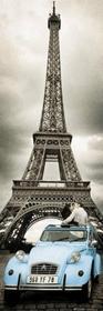 Paryż (Romantycznie) - plakat