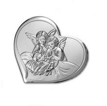 Anioł stróż z dzieckiem - Pamiątka Chrztu Świętego 815-0120 (815-0120)