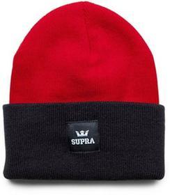 Supra Czapka zimowa - Watts Beanie Red/Black (RDB) rozmiar: OS