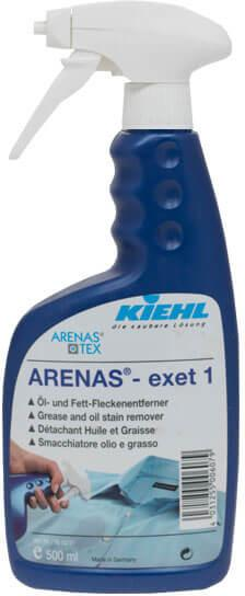 Kiehl Arenas Exet 1 Produkt do usuwania plam z białych i kolorowych tkanin, usuwa plamy z oleju i tłuszczu