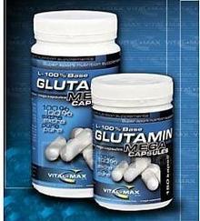 Vitalmax L-glutamina MegaCaps 300 kaps./1000mg