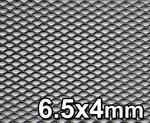 Opinie o GJK Styling Siatka tuningowa Czarna 6,5mm x 4mm 100cm x 40cm BL 6X4 40X100
