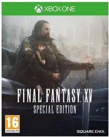 Final Fantasy XV Steelbook Edition XONE