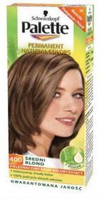 Schwarzkopf Palette Permanent Natural Colors 400 średni Blond