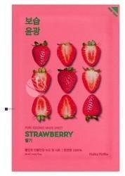 Holika Pure Essence Mask Sheet maska w płacie Strawberry 1szt