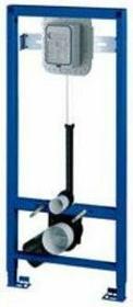 Grohe Rapid SL Do kompaktu WC ściennego automat spłukujący ciśnieniowy 6 - 9 l do uruchomienia ręcznego - elektrycznego, wysokość zabudowy 1,13 m 38519001