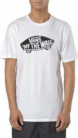 Vans T-shirt - OTW WHITE/BLACK (YB2)