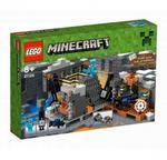 LEGO Minecraft Żelazny Golem 21123