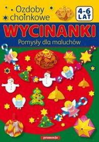 Cichy Ludwik Wycinanki ozdoby choinkowe
