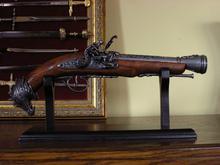 Denix Unikatowy pistolet piracki z XVIII wieku