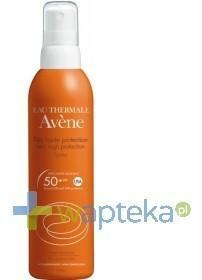 Avene AVENE SŁOŃCE Mleczko Spray SPF 50 dla dzieci 200ml 7040047