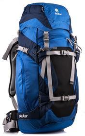 Deuter trekkingowy narciarski/snowboardowy Rise Tour 45 l+