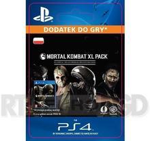 Mortal Kombat X Zestaw XL DLC PS4 wersja cyfrowa