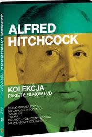 Kolekcja Alfreda Hitchcocka DVD) Alfred Hitchcock