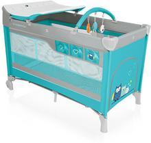 Baby Design DREAM NEW 05 TURKUS 2016 łóżeczko składane 38874