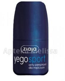 Ziaja YEGO SPORT Antyperspirant dla mężczyzn - 60 ml