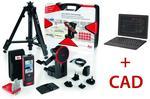 Leica Leica Disto S910 - dalmierz laserowy 3D - TABLET I APLIKACJA CAD