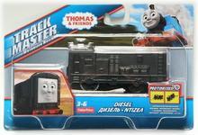 Fisher Price Tomek i przyjaciele Trackmaster Pociąg Diesel CKW31