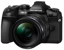 Olympus OM-D E-M1 mark II + 12-40 czarny