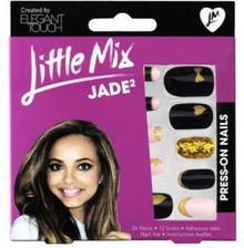 Elegant Touch Little Mix Press On Nails - tipsy paznokcie zdobione Jade 2, 24szt.