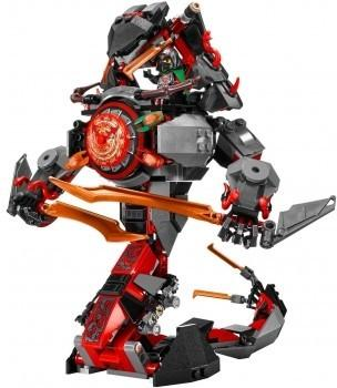 LEGO Dawn of Iron Doom 70626