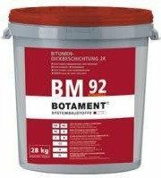 Botament BM 92 Schnell 28kg bm92