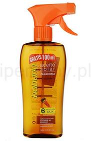 Babaria Sun Aceite Solar olejek do opalania SPF6+ Sun Oil Carrot 300ml