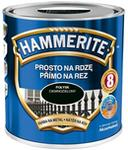 Hammerite Farba do metalu Prosto Na Rdzę połysk ciemny zielony 2 5 l