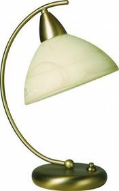 Steinhauer Steinhauer BURGUNDY lampa stołowa Brązowy, 1-punktowy 5423BR