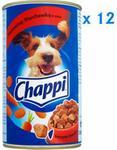 Chappi Wołowina 1200g x12