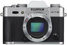 Fuji X-T10 body srebrny
