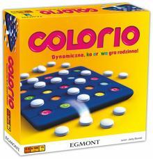 Egmont Colorio - - kolorowa gra rodzinna