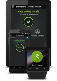 BitDefender Mobile Security for Android 1DEV 1rok