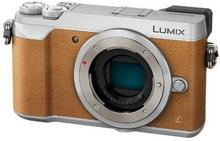 Panasonic Lumix DMC-GX80 body brązowy