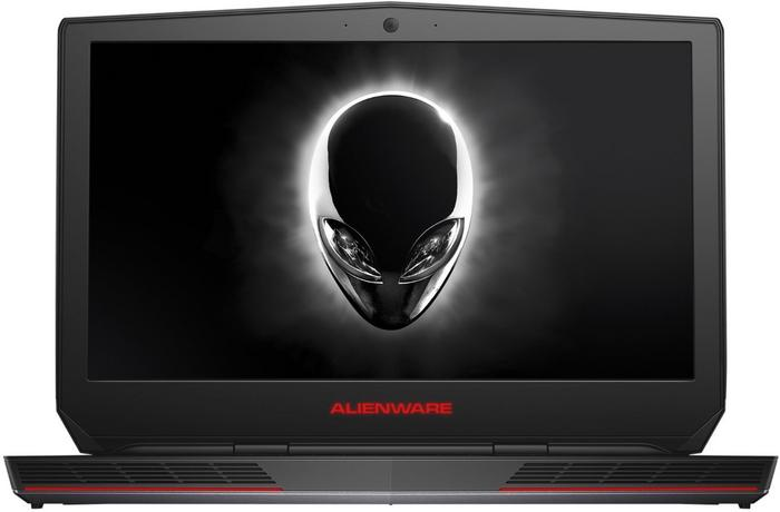 "Dell Alienware 17 17,3"", Core i7 2,6GHz, 8GB RAM, 1000GB HDD"