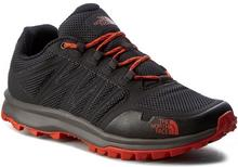 The North Face Trekkingi Litewave Fastpack T92Y8YTFV Phantom Grey/Tibetan Orange